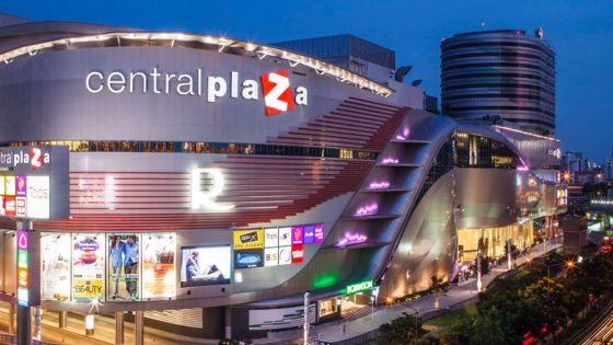 CENTRAL PLAZA HAD YAI CITY MALL, THAILAND