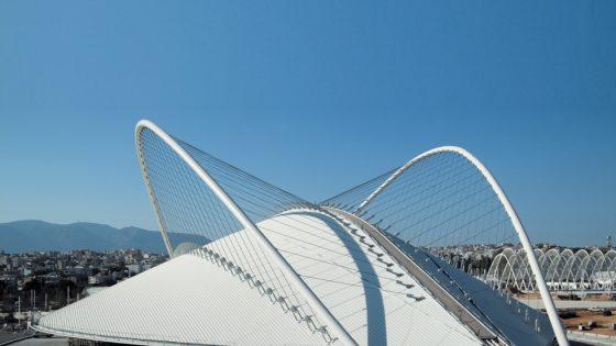 ATHENS OLYMPIC VELODROME, GREECE