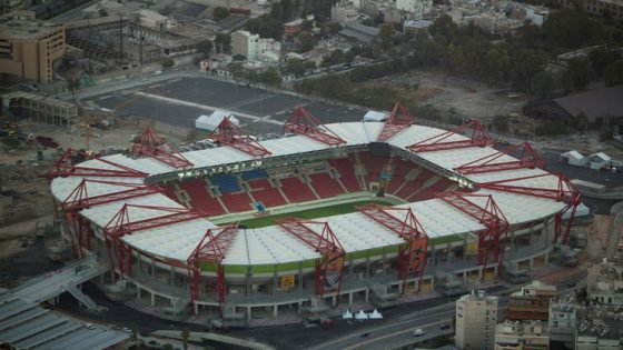 OLYMPIAKOS F.C. STADIUM, GREECE