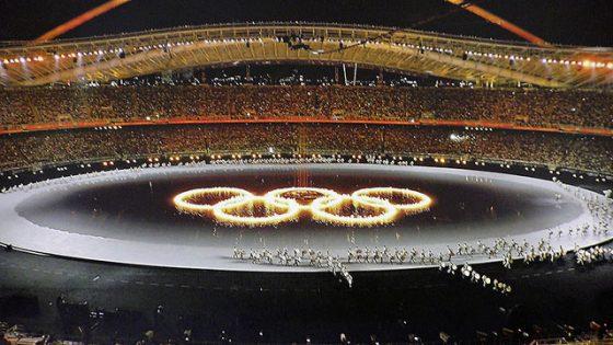 ATHENS OLYMPIC STADIUM, GREECE