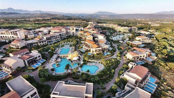 WESTIN COSTA NAVARINO RESORT, GREECE