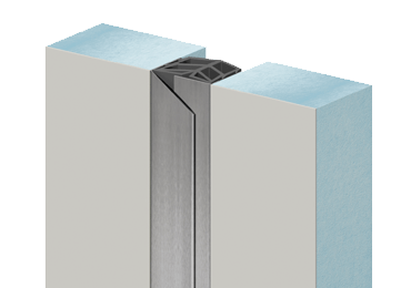 Expansion joint covers for walls & ceilings - external insulation finishing system