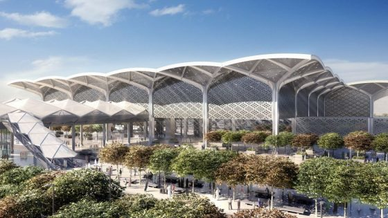 HARAMAIN HIGH SPEED RAIL, JEDDAH STATION, KSA