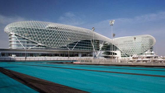 ABU DHABI FORMULA 1 MARINA HOTEL, UAE
