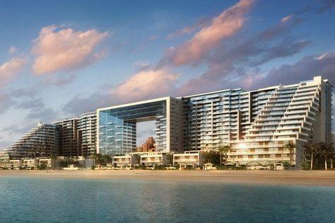 VICEROY HOTEL, PALM JUMEIRAH, DUBAI, UAE