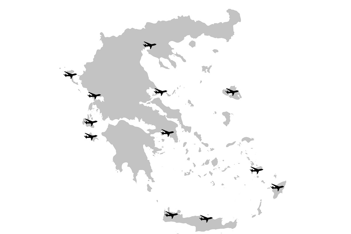 Modernisation of the infrastructure of 14 regional airports in Greece