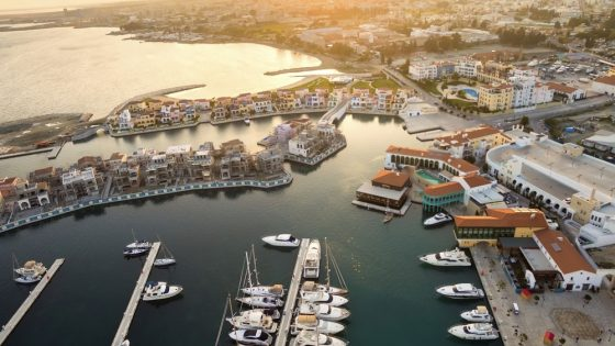 Supply agreement for the expansion joint covers for Limassol Marina